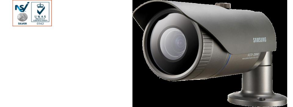 CCTV - IP & Analogue Cameras